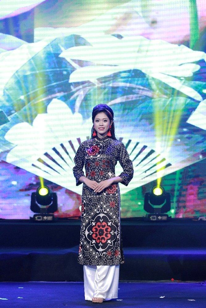 Nu sinh da tai Phan Anh Vi xuat sac chinh phuc ngoi vi A khoi Nhac vien 2018 hinh anh 2