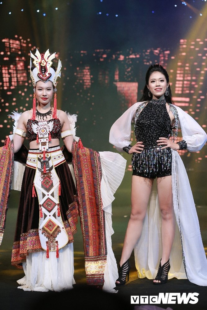 Nu sinh da tai Phan Anh Vi xuat sac chinh phuc ngoi vi A khoi Nhac vien 2018 hinh anh 3