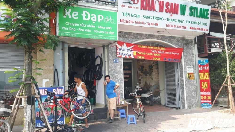Ho Tay: Nhu chua he xay ra su co ca chet hinh anh 6