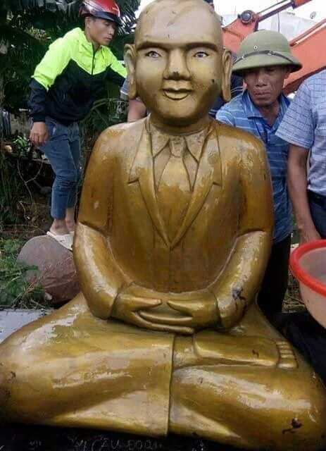 Phat hien pho tuong la duoi dam nuoi tom hinh anh 1