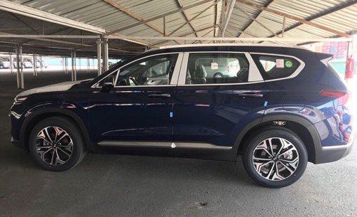 Bat ngo Hyundai Santa Fe 2019 xuat hien tai Viet Nam hinh anh 1