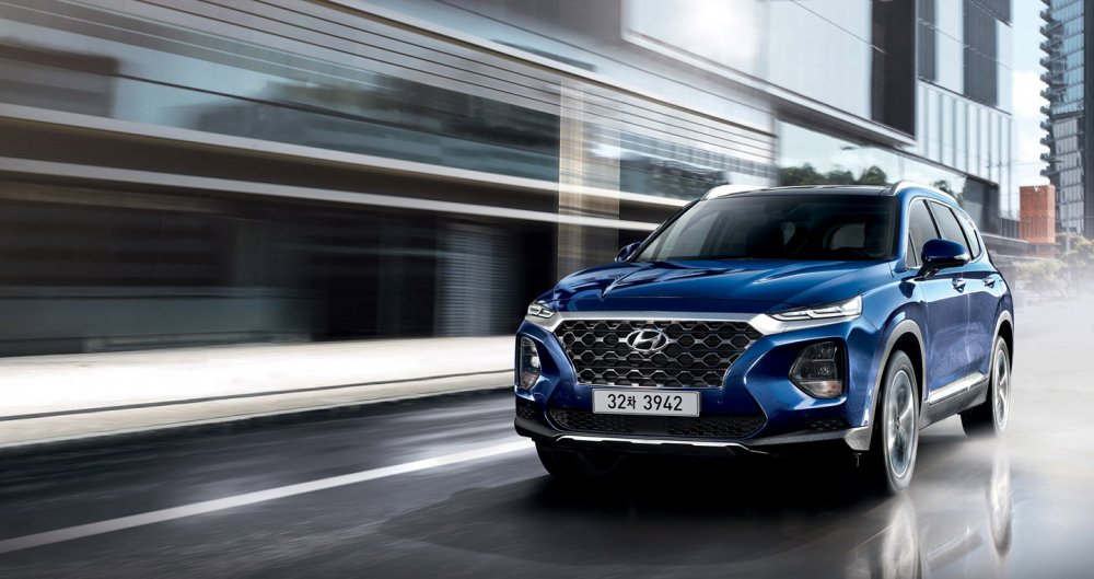 Bat ngo Hyundai Santa Fe 2019 xuat hien tai Viet Nam hinh anh 2