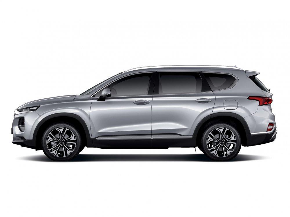 Bat ngo Hyundai Santa Fe 2019 xuat hien tai Viet Nam hinh anh 3