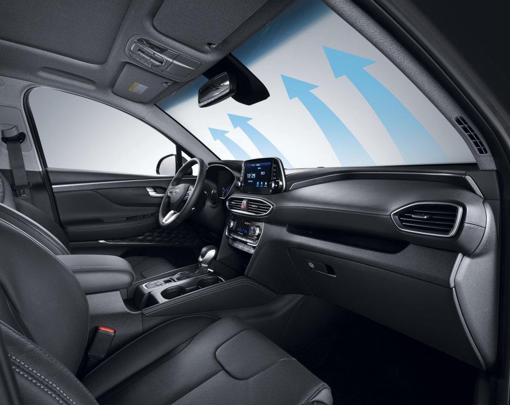 Bat ngo Hyundai Santa Fe 2019 xuat hien tai Viet Nam hinh anh 5