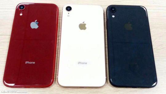 Ro ri hinh anh smartphone gia re iPhone XC truoc gio ra mat hinh anh 1