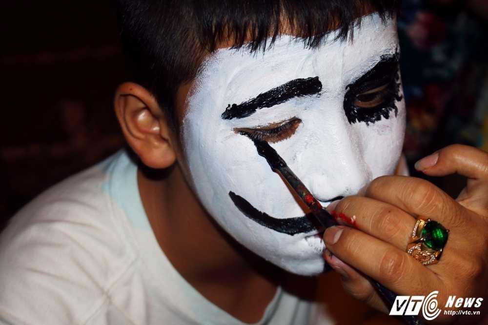 Gioi tre Sai Gon 'chat lu' don Halloween hinh anh 6