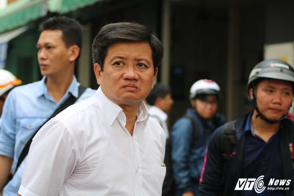 Anh: Bon cay Van phong Bo Cong thuong lan chiem via he bi dap bo hinh anh 12