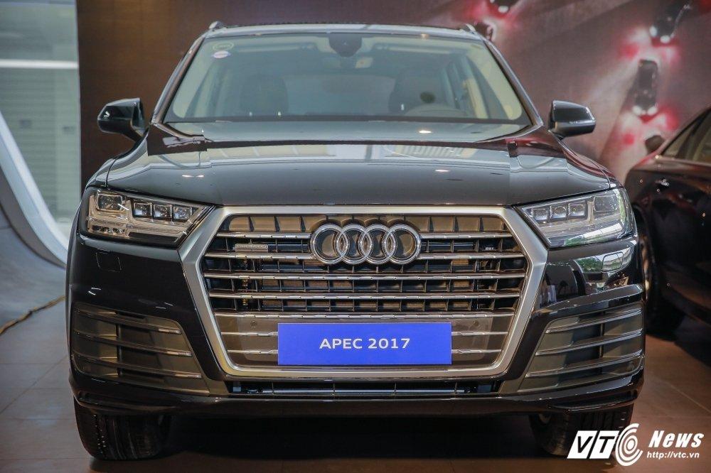 Choang ngop voi dan Audi phuc vu APEC 2017 hinh anh 3