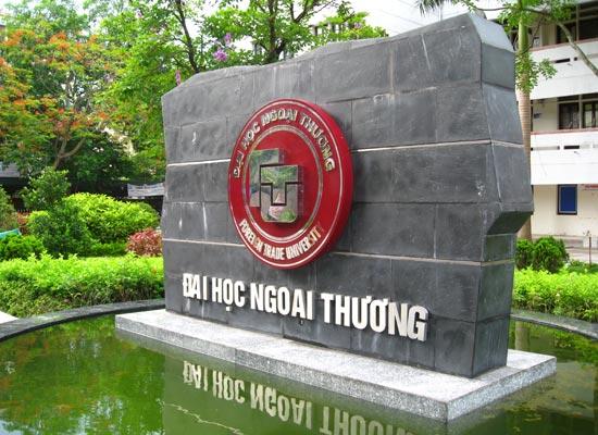 291 thi sinh duoc tuyen thang vao Dai hoc Ngoai Thuong hinh anh 1