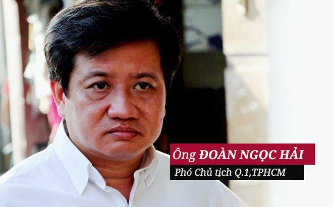 Ong Doan Ngoc Hai: 'Cho toi toan quyen xu ly can bo, nam nay se lap lai trat tu via he' hinh anh 2
