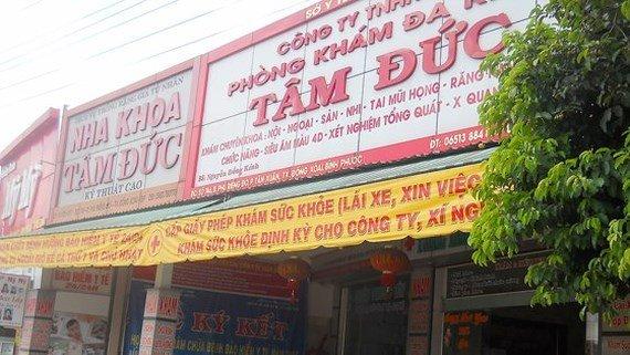 Lum xum tai Phong kham da khoa Tam Duc: Vi sao BHXH VN phan phao ket luan cua Bo Y te? hinh anh 1