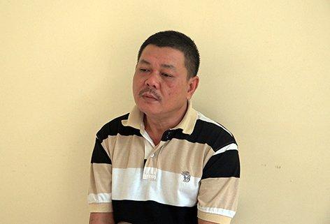 Từ Quảng Nam vào Hậu Giang trốn lệnh truy nã nhưng không thoát