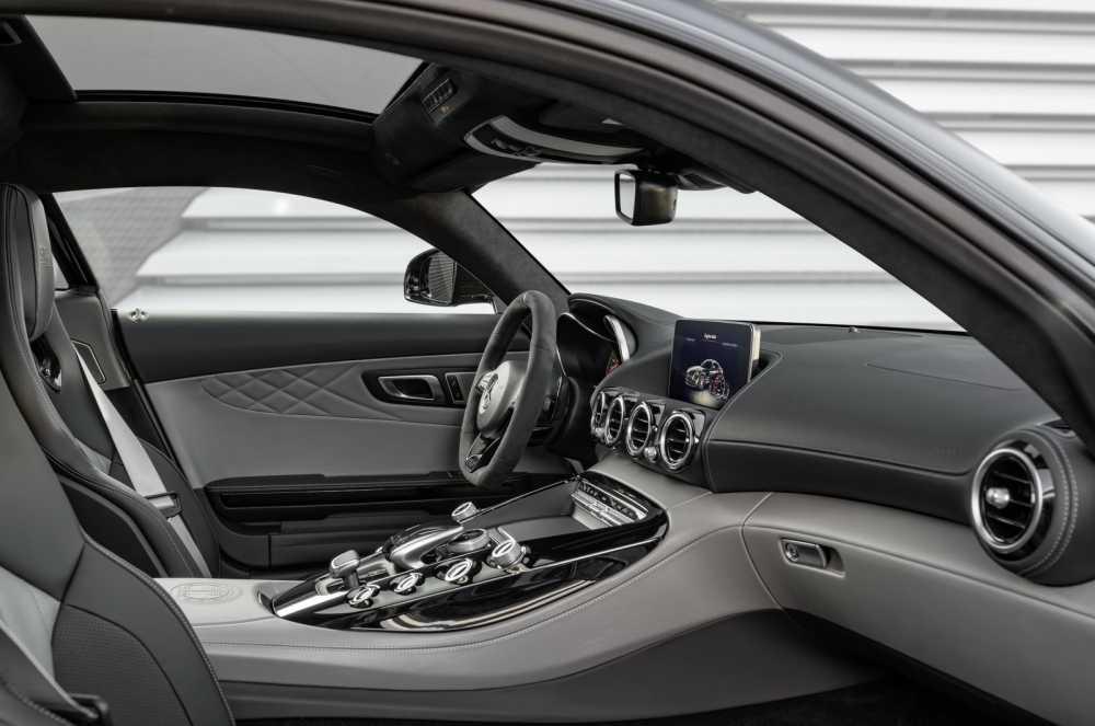 Sieu pham Mercedes-AMG GT C Coupe Edition 50 dep hoan hao hinh anh 2