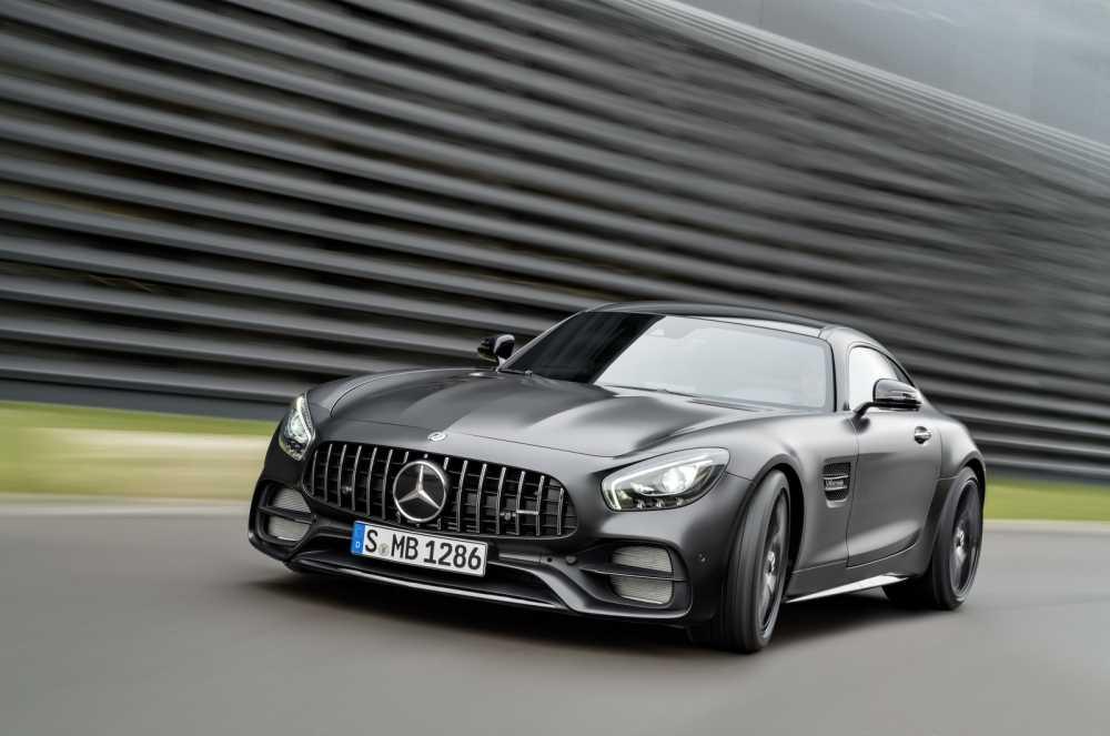 Sieu pham Mercedes-AMG GT C Coupe Edition 50 dep hoan hao hinh anh 3