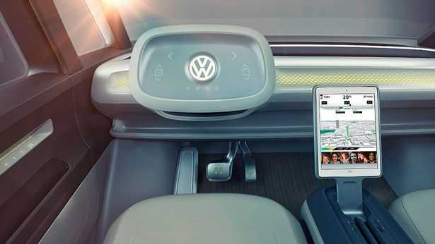 Trinh lang phien ban minibus VW Camper Van sieu an tuong hinh anh 4
