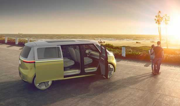 Trinh lang phien ban minibus VW Camper Van sieu an tuong hinh anh 2