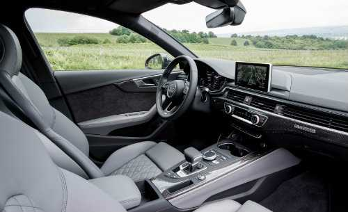 Audi S4 2018 chinh thuc trinh lang hinh anh 3