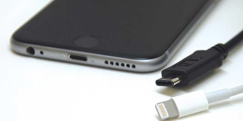 iPhone 8 se loai bo cong Lightning, dung ket noi USB Type-C hinh anh 1