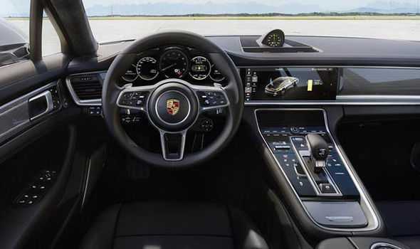 Ngam Panamera 2018 mau sedan sang trong va dang cap hinh anh 3