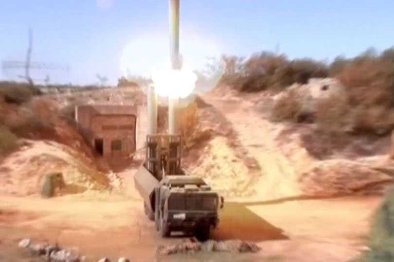 Tuong Nga mat chan vi trung bom o Syria hinh anh 1