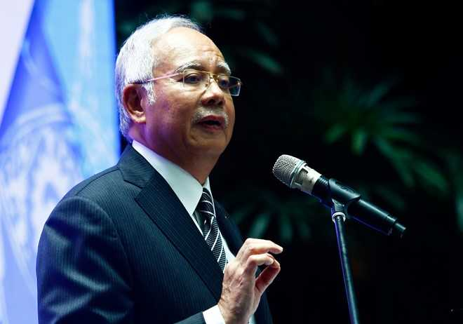 Thu tuong Malaysia xuong giong de 'giai cuu' cong dan khoi Trieu Tien hinh anh 1