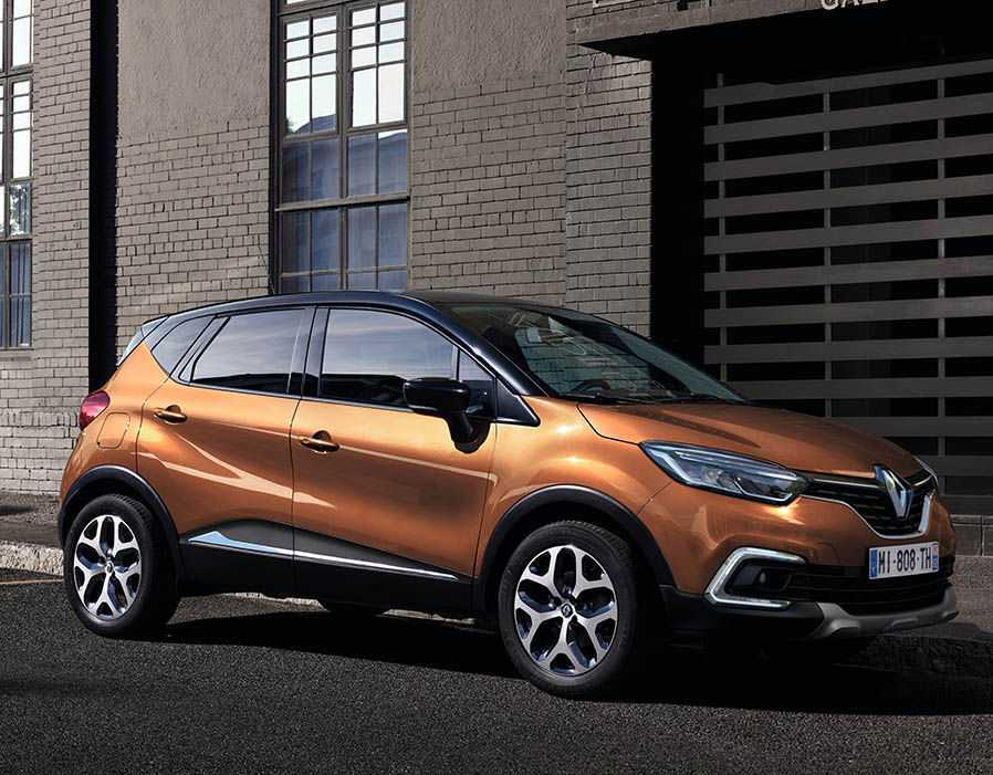 Renault Captur 2017 dien mao an tuong, gia chi 413 trieu dong hinh anh 3