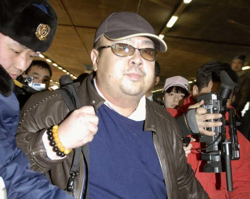Gia dinh giao pho thi the ong Kim Jong-nam cho Malaysia xu ly hinh anh 1