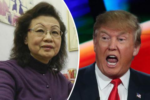 Thay phong thuy Trung Quoc du bao tuong lai nuoc My va ong Trump hinh anh 1