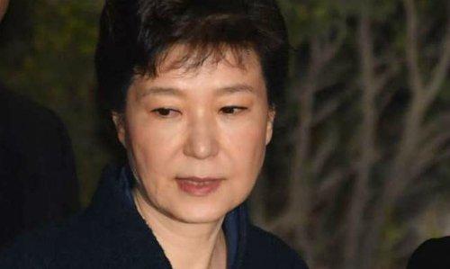 Cuu tong thong Han Park Geun-hye hau toa vao tuan toi hinh anh 1