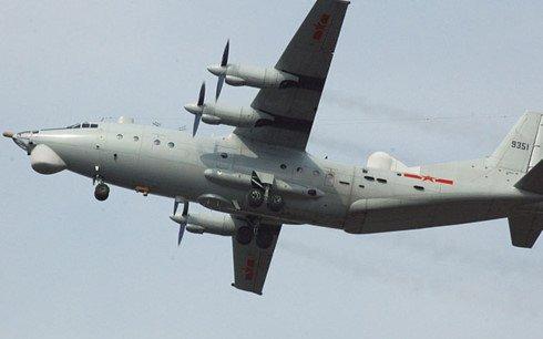 May bay Myanmar gap nan gan noi MH370 bien mat khoi radar hinh anh 1