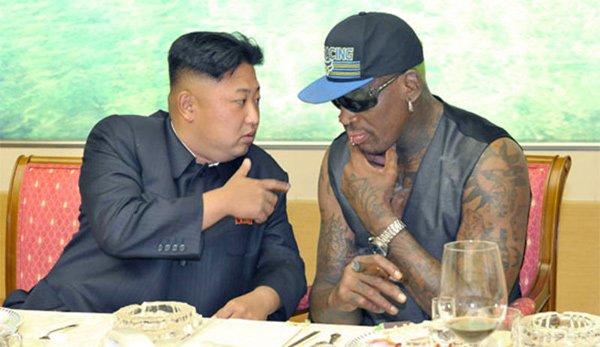 Su menh bi mat cua ngoi sao bong ro My than thiet voi ong Kim Jong-un hinh anh 1