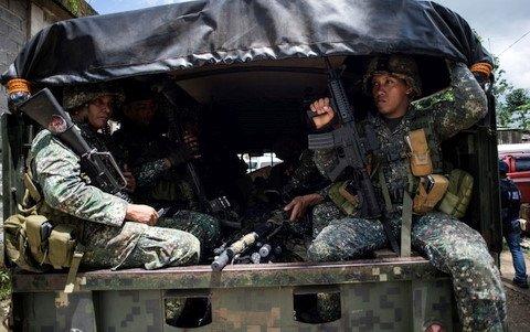Phien quan o Marawi co the chuan bi tan cong Singapore va chau A hinh anh 1
