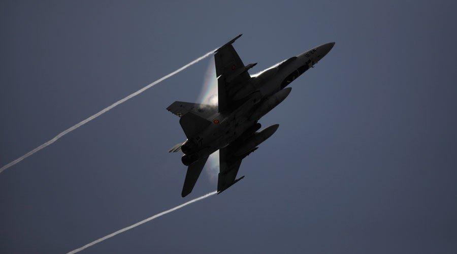 Chan may bay Nga, tiem kich NATO xam pham khong phan Phan Lan hinh anh 1