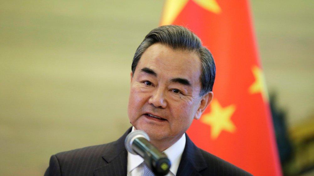 Trung Quoc san sang tra gia de trung phat Trieu Tien hinh anh 1