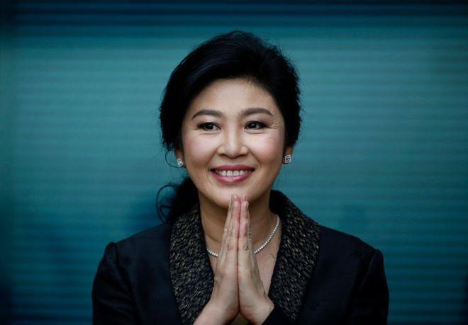 Cuu thu tuong Thai Lan Yingluck bi nghi tron bang duong bien hinh anh 1