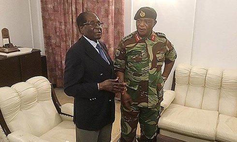 Zimbabwe: Dang cam quyen keu goi Tong thong Mugabe tu chuc hinh anh 1