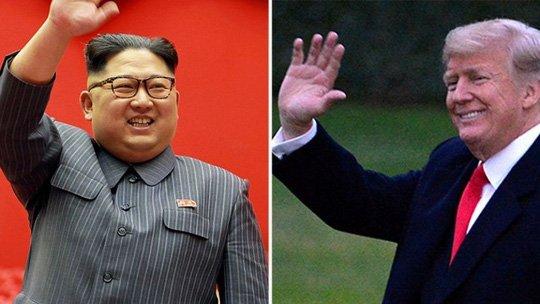 Tong thong Trump san sang doi thoai voi ong Kim Jong-un hinh anh 1