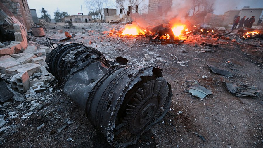 Nga quyet truy den cung nguon goc vu khi ban roi cuong kich Su-25 hinh anh 1