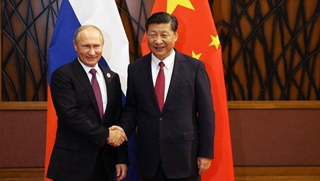 Tong thong Nga Putin chuc mung Chu tich Tap Can Binh tai dac cu hinh anh 1