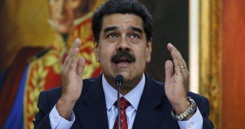Ba nuoc EU ra toi hau thu cho Tong thong Venezuela hinh anh 1