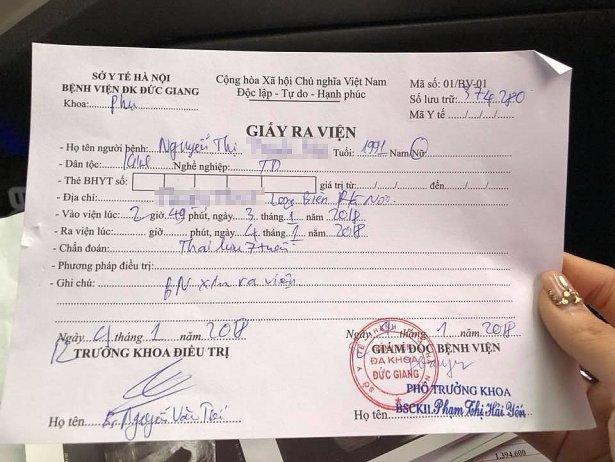 San phu Ha Noi 'to' bac si tac trach suyt phai bo thai: Dieu chuyen cong tac bac si hinh anh 1