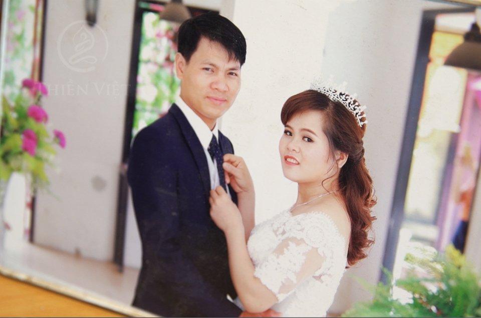 Cam phuc nguoi dan ong hoc thien 4 nam chong choi voi ung thu hinh anh 2