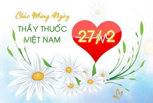 Nhung loi chuc ngay Thay thuoc Viet Nam 27/2 hay va y nghia nhat hinh anh 1