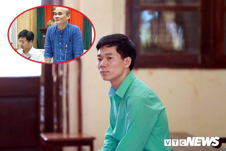 Truoc ngay tuyen an, Bo Y te de nghi tuyen bac si Hoang Cong Luong vo toi hinh anh 1