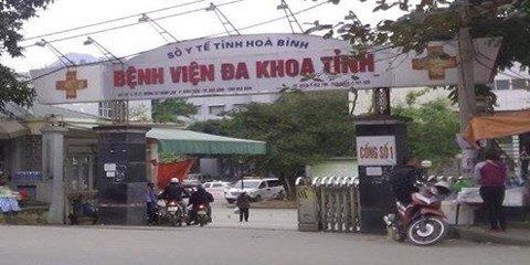 Giam doc benh vien da khoa tinh sai pham van thang tien: Lanh dao Hoa Binh noi gi? hinh anh 2