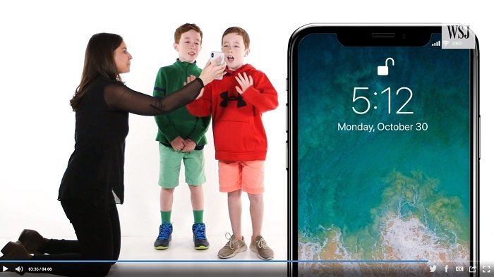 Nhieu nguoi da lua duoc Face ID cua iPhone X, dau phai chi co BKAV hinh anh 4