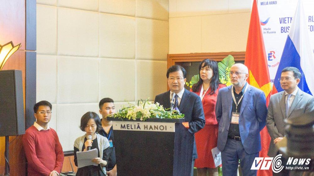 Khai mac Dien dan Doanh nghiep va Hoi cho Nga - Viet: Trien lam hang loat thanh tuu dac biet hinh anh 2