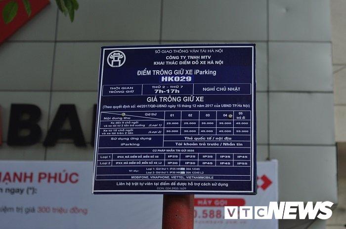 Gia gui xe o to o Ha Noi tang gap 2-3 lan: Nha nha chuyen sang di xe may? hinh anh 1