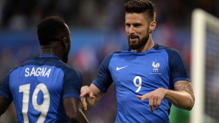 Khai mac Euro 2016: Giroud, Pogba hay Antoine Griezmann toa sang? hinh anh 1