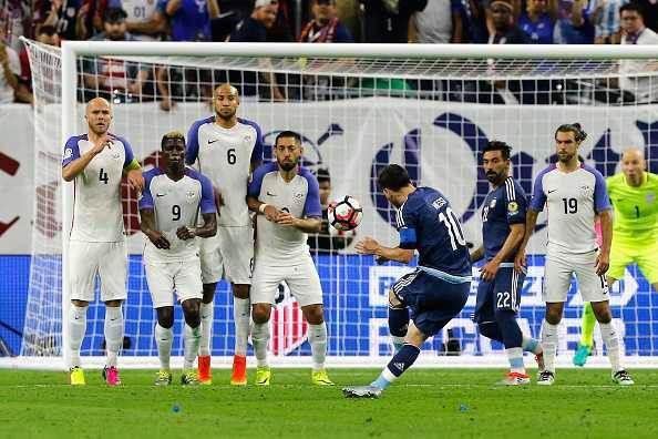 Messi lap sieu pham, Argentina de bep chu nha My hinh anh 1